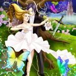 魔力の花園 - コピー