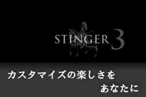 Wordpress話題のテーマ、Stinger3をカスタマイズしてみたりしてます。