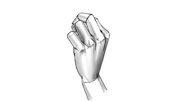 軽くにぎった手まとめて指がかけるぶん2